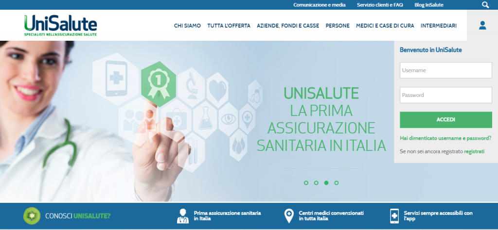 unisalute assicurazioni sanitarie
