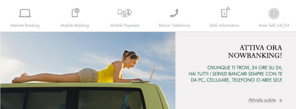 cariparma home banking