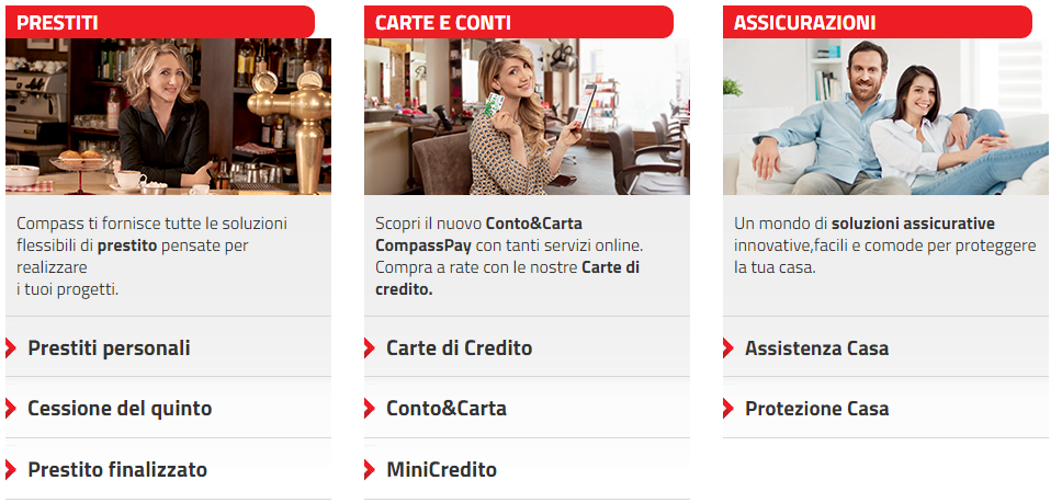 prestiti compass online