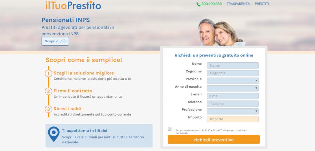 Online senza busta paga latest prestiti agos with online for Puoi ottenere un prestito per comprare terreni