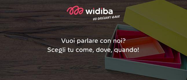 widiba commenti