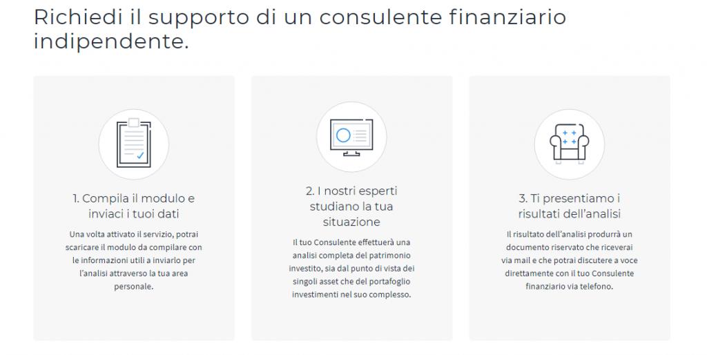 come funziona consulente finanziario indipendente
