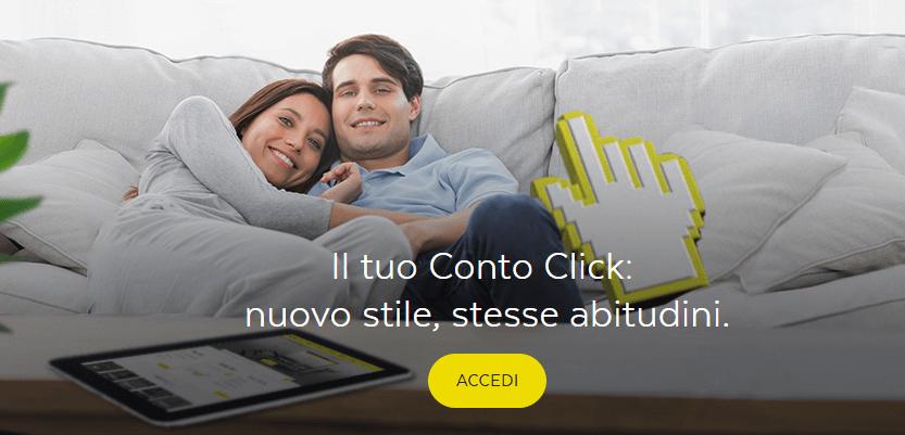 bancoposta click
