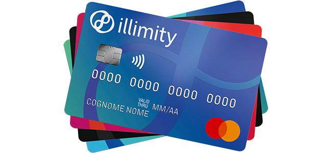 illlimity carta di credito